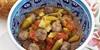 Minik Köfteli Bamya Yemeği