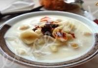Mantılı Yoğurt Çorbası