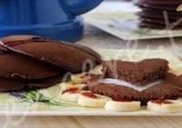 Çikolatalı Muzlu Pankek