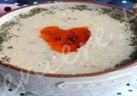 Sütlü Kerevizli Kış Çorbası