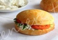Labneli Yumuşacık Sandviç