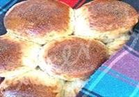 Çiçek Ekmek Yapımı