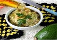 Guacamole (avakado)  Sos