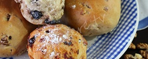 Roll Ekmek (top ekmek)