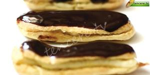 Çikolatalı Ekler