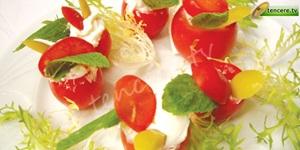 Çeri Domates Salatası