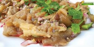 Cevizli Patlıcan Salatası