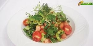 Rokalı Çoban Salatası