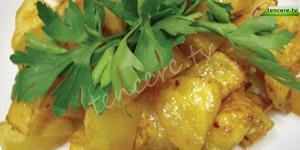 Patates Kavurma