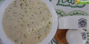 Yoğurtlu Kesme Çorbası