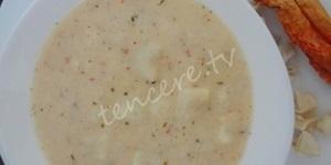 Şiş Börek Çorbası
