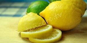 Soğuk algınlığına limonlu önlem