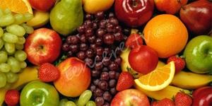 Bol sebze ve meyve mutlu ediyor