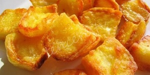 Şeker yerine patates yiyin!