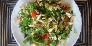 Lahanalı Çıtır Salata