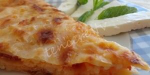 Tavada Pizza Böreği