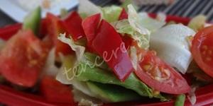 Sonbahar  Salatası