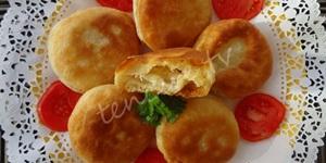 Peynirli Mayalı Puf Böreği