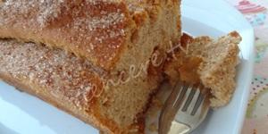 Tarçınlı Lokumlu Kek