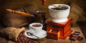 Öksürüğün ilacı ballı kahve