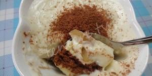 Elmalı Bisküvili Tavuk Göğsü