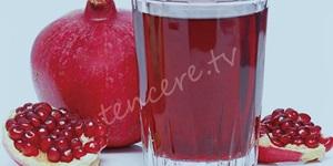 Kış hastalıklarına karşı nar ve üzüm suyu