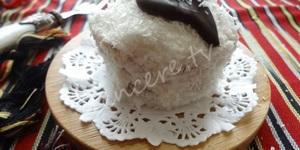 Kolay Kartopu Pastası