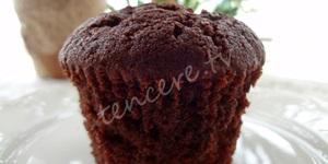 Kakaolu Üzümlü Muffin