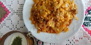 Etli Kapuska Yemeği