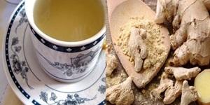 Zencefil çayı ağrıları dindiriyor