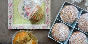 Kayısılı Hurmalı Muffin