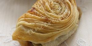 Pırasalı Midye Böreği