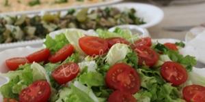 Karışık Gün Salatası