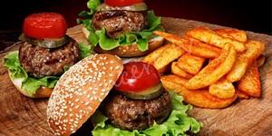 Türkiye'nin tek dry age hamburgeri!