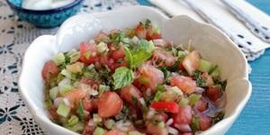 Annemin Kaşık Salatası