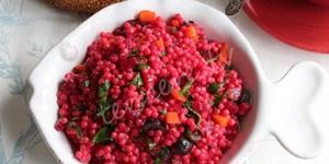 Pancarlı Kuskus Salatası