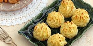 Düşes Patates (prenses patates)