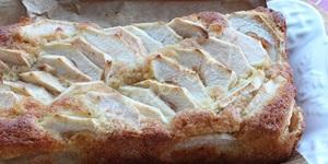 Elmalı Zencefilli Kek